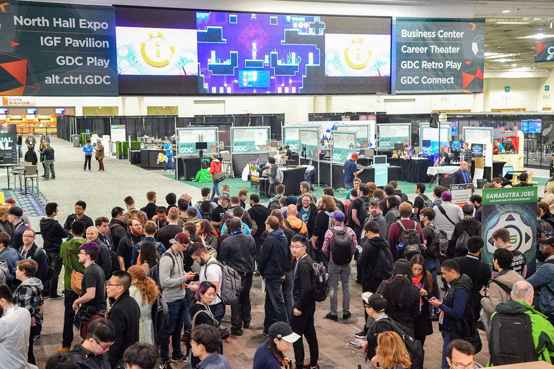Becas para el Game Developers Conference 2020