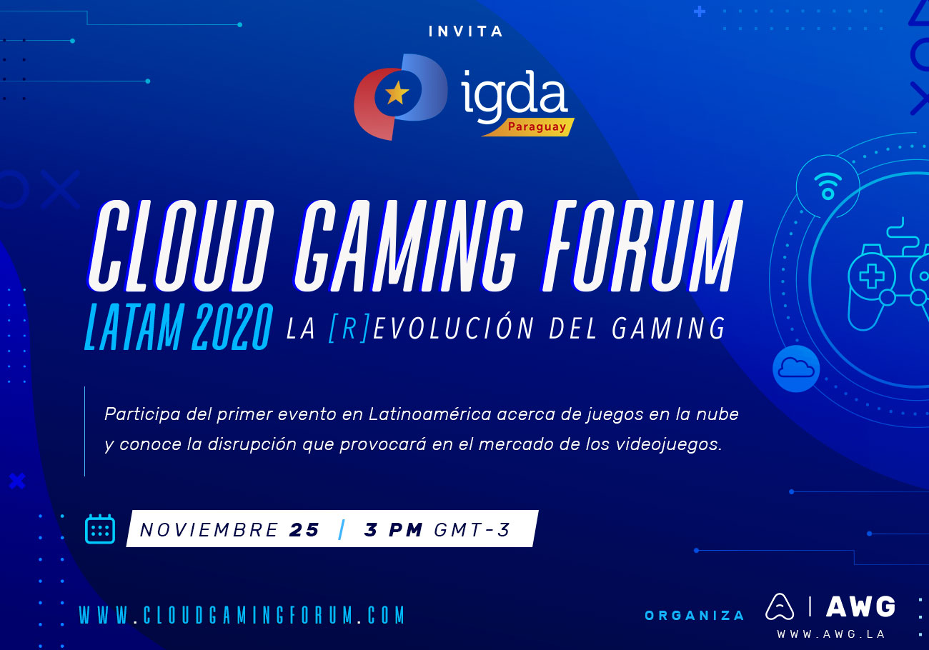 Cloud Gaming Forum Latam 2020